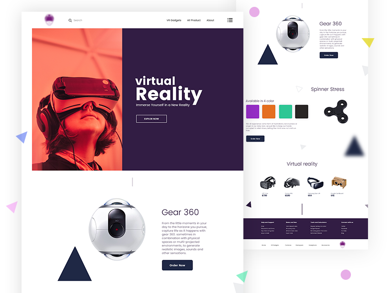 Vr home page appweb design also and web projects rh pinterest