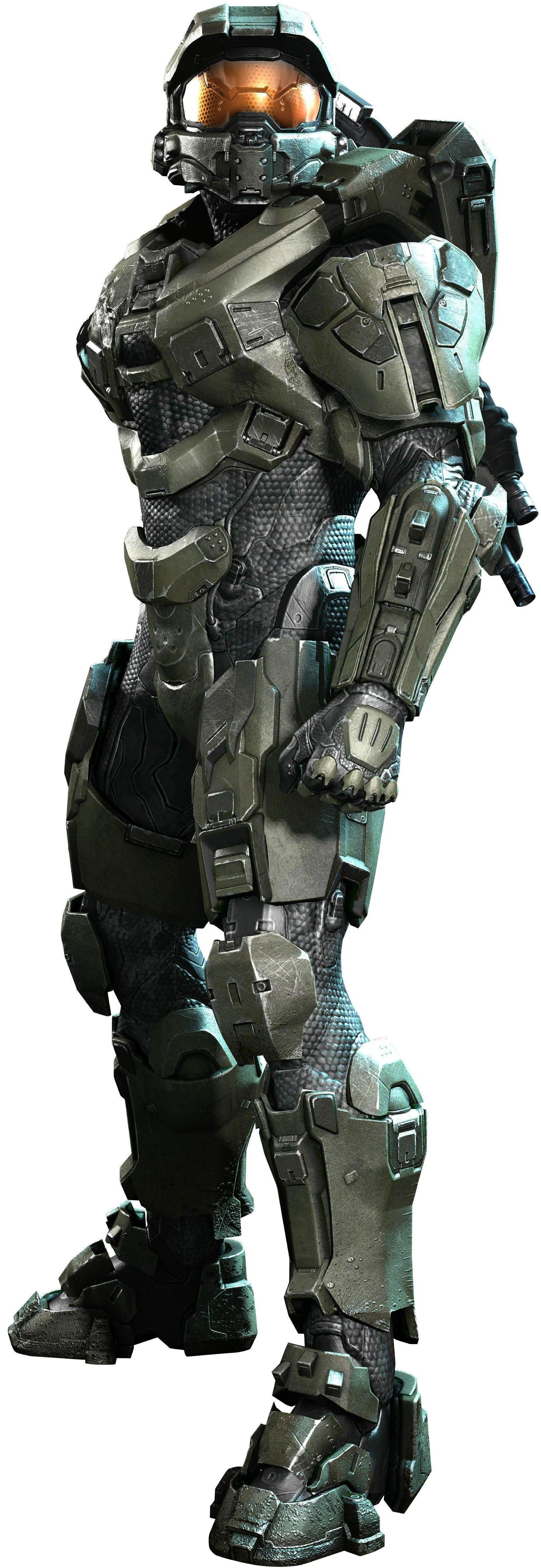 Halo 4 Master Chief John 117 By Lopez The Heavy D5lunbo Png 1 887 5 470 Pixels Halo Game Halo Armor Halo 4