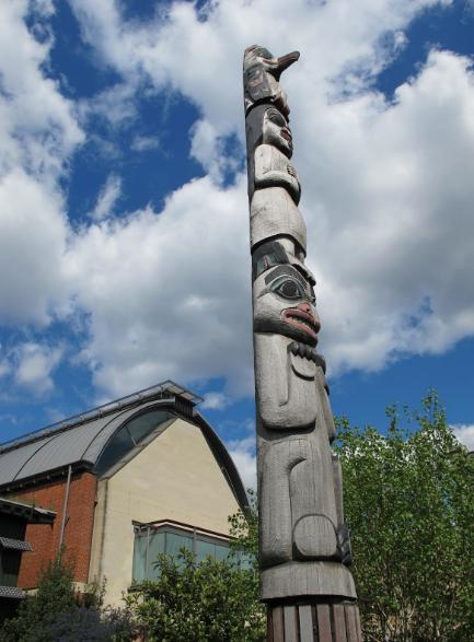 Horniman Museum Totem Pole