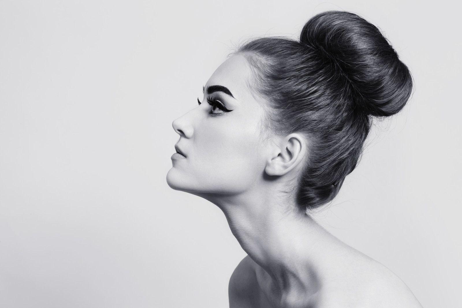 4 Peinados Con Rodetes Que Te Haran Ver Simple y Sexy by ...
