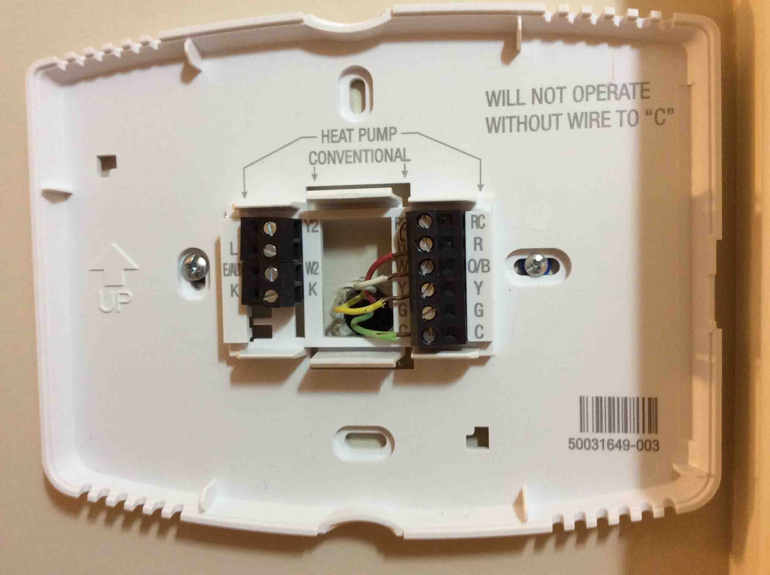 New Honeywell Thermostat Rth Wiring Diagram Diagram