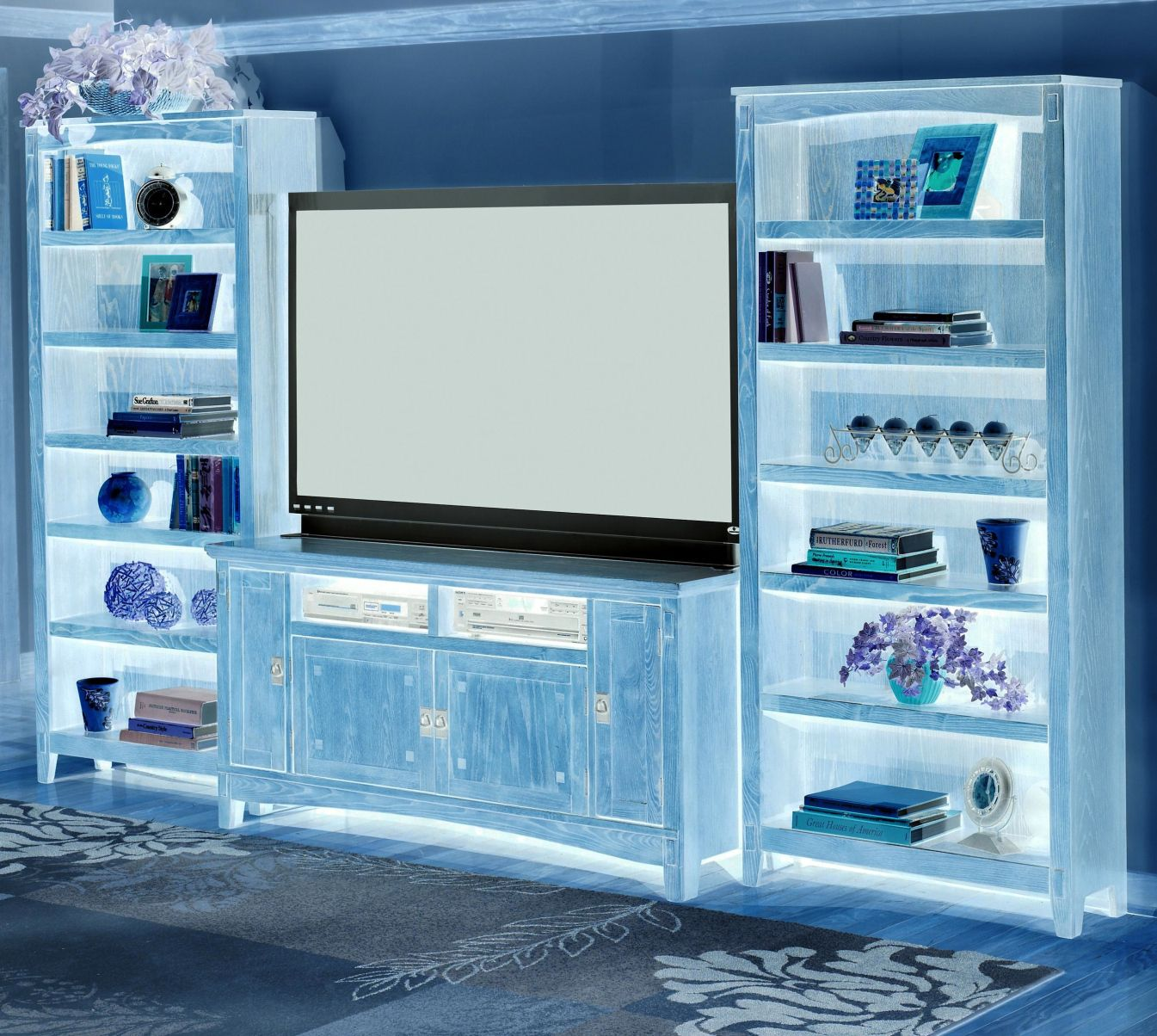 Tv stand with bookcases best quality furniture check more at