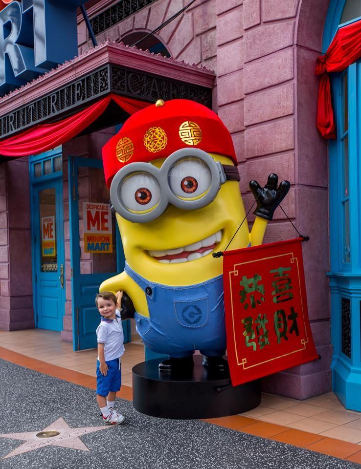 The Resorts World Sentosa Blog Rwscoop Minions New Years