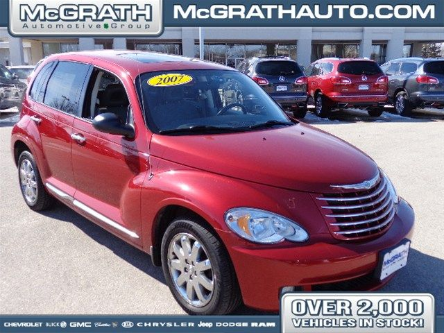 2007 Chrysler Pt Cruiser Red 13969035 With Images Chrysler