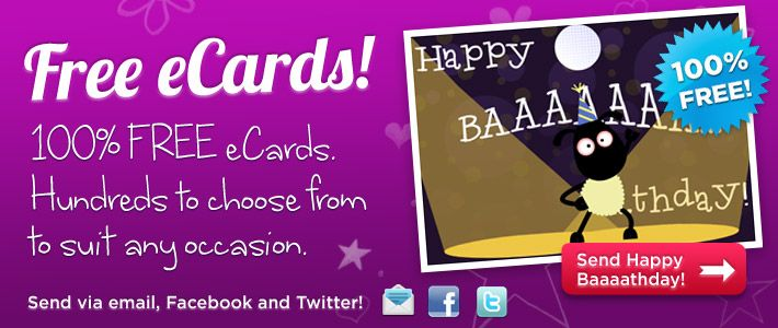 Email Cards Birthday  My Birthday    Email Cards And