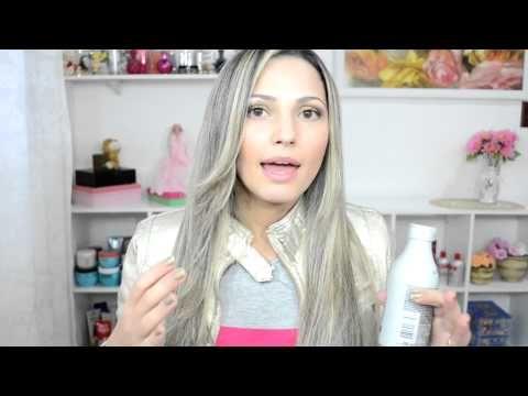 Shampoo Silver Loreal - YouTube