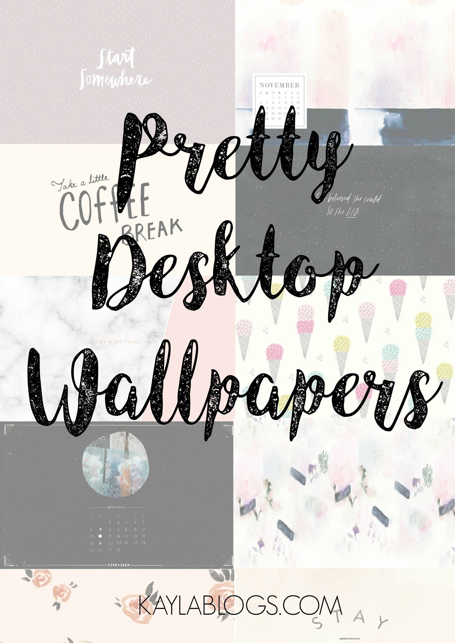 favorite websites for pretty desktop wallpapers