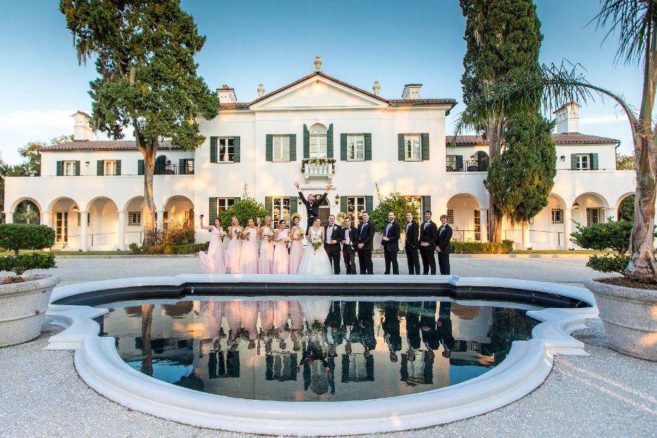 The Jekyll Island Club Brings A Little Bit Of Italy To Georgia Georgia Wedding Venues Georgia Wedding Ga Wedding Venues