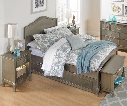 High Quality ☆ Buy NE Kids Kensington Bedroom Furniture Charlotte Full Size Panel Bed  30015 ☆ Quality Childrens Furniture By NE Kids Featuring The Kensington Chu2026  ...