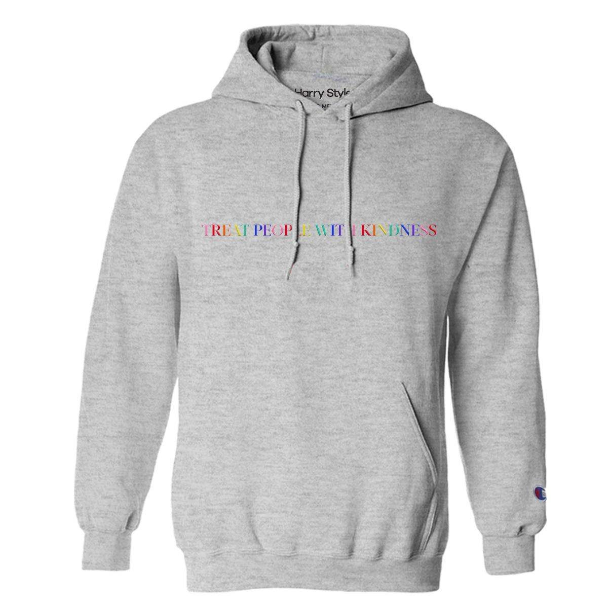 Harry Styles TREAT PEOPLE WITH KIND Hoodie Casual Sweatshirt Pullover Coat HOT