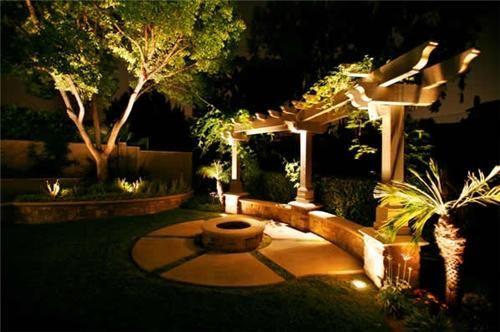 Lighting Orange Ca Photo Gallery Landscaping Network Romantic Lighting Outdoor Lighting Backyard Lighting