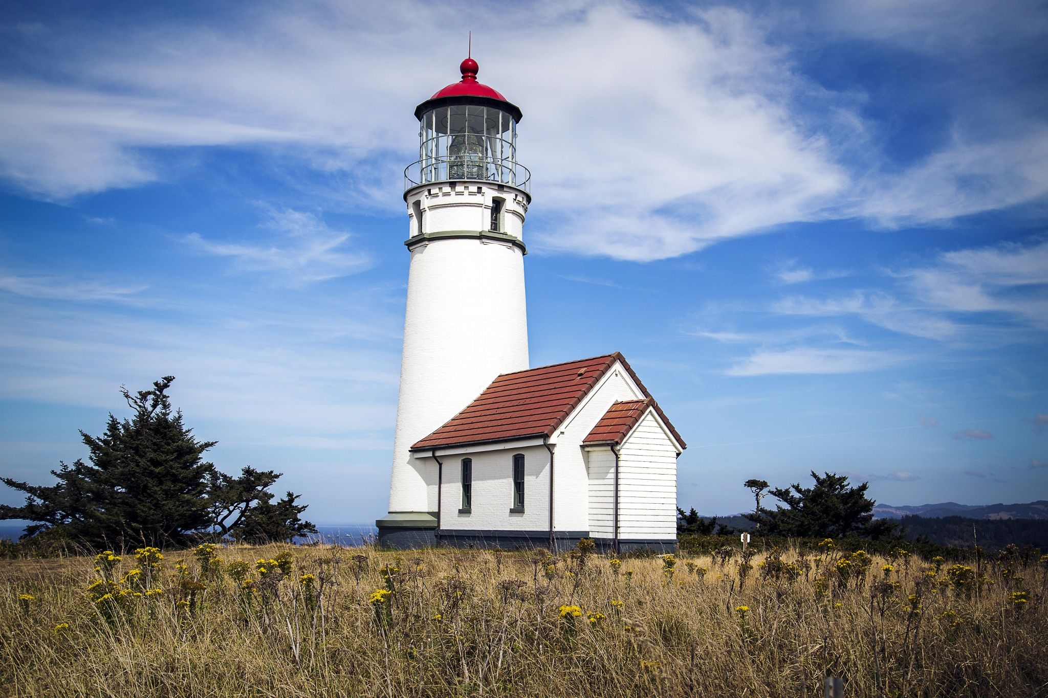 Photograph Cape Blanco Lighthouse. by Michael Kinnaman on 500px