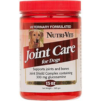 NutriVet Veterinary Formulated Dog Joint Care (With