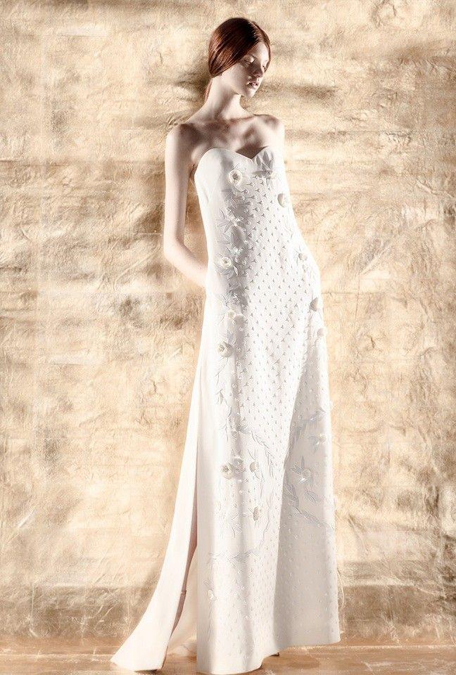 Delpozo crea una colección cápsula de vestidos de novia | Marca ...