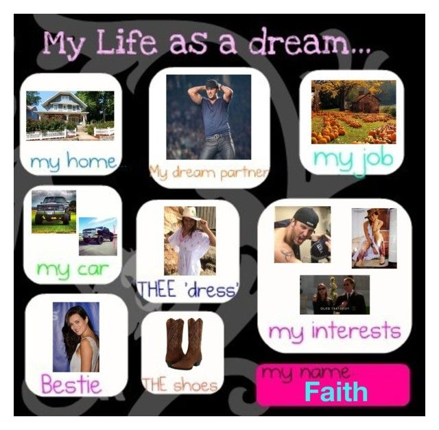 """""""Dream life!!!"""" by camo-country-n-lukebryan ❤ liked on Polyvore featuring art"""