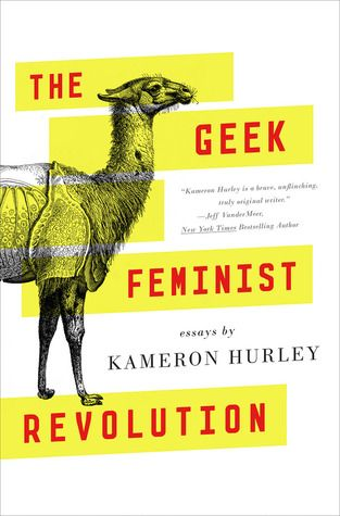 Interesting essays about science fiction, feminism, the Internet, and life. (4 of 5 stars)