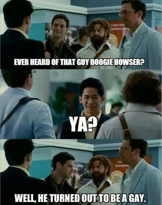 The Hangover 2 One Of My Favorite Movies Hangover Memes