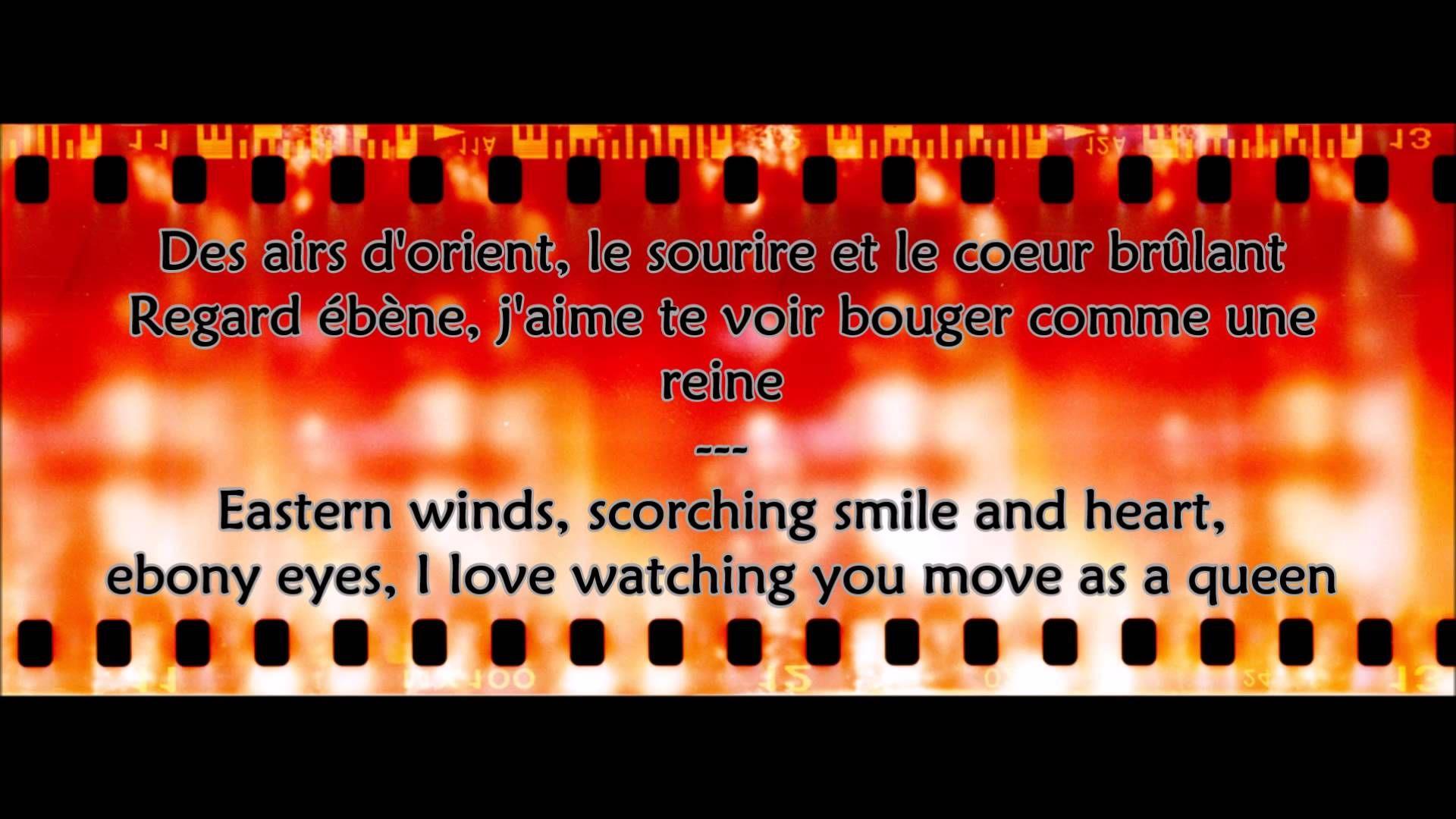 Kendji Girac Andalouse Lyrics And English Translation English Translation Lyrics Greatest Songs