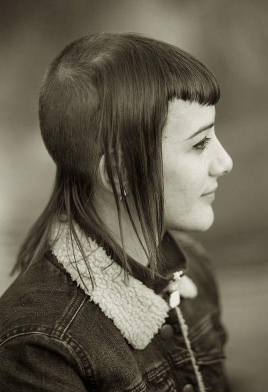 Pin en Chelsea, Skingirl & Skinbyrd Haircuts 05