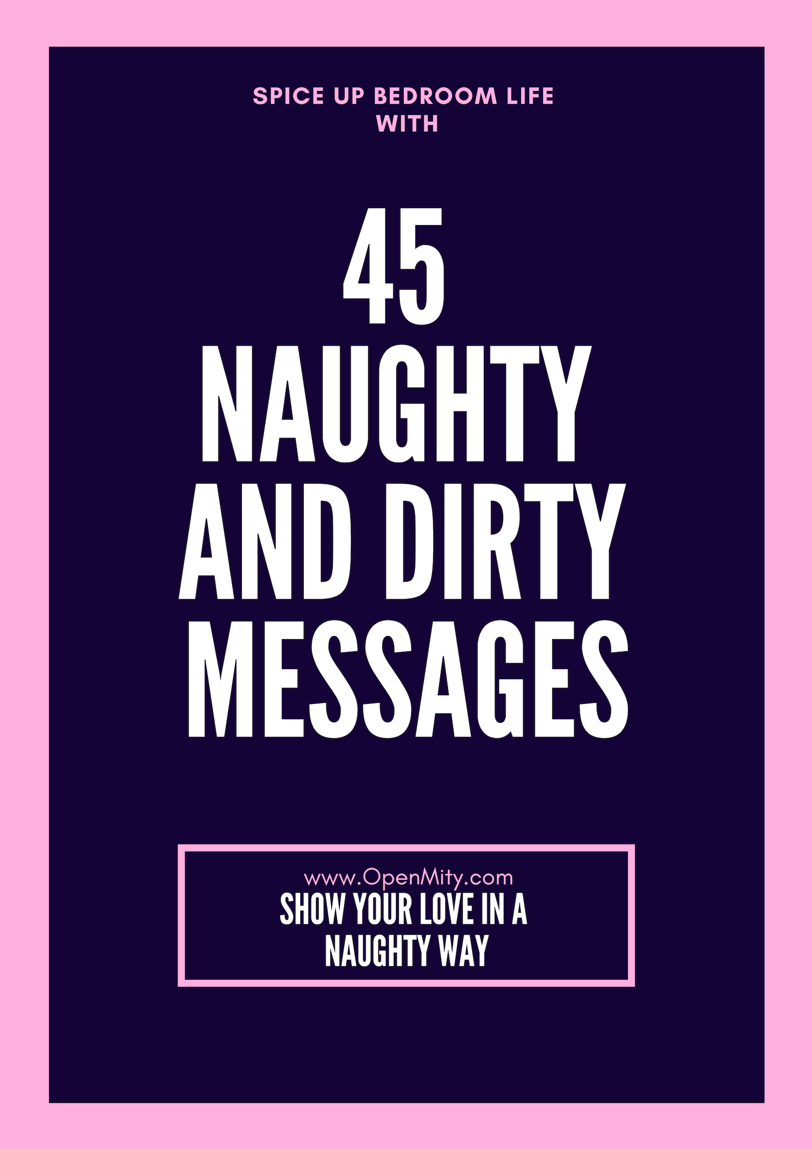 Pin On Flirty Messages