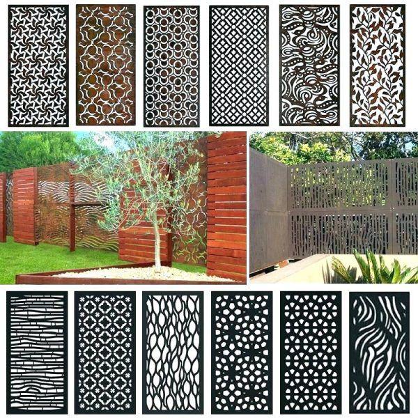 Decorative Screening Panels, Outdoor Panels For Patio