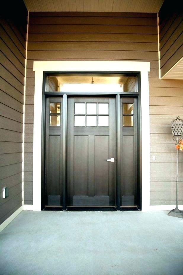 Craftsman Front Doors Style