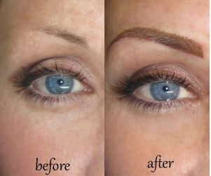 Eyebrow Tattoos Cost, Pen, Pros, Cons, Aftercare, Before ...