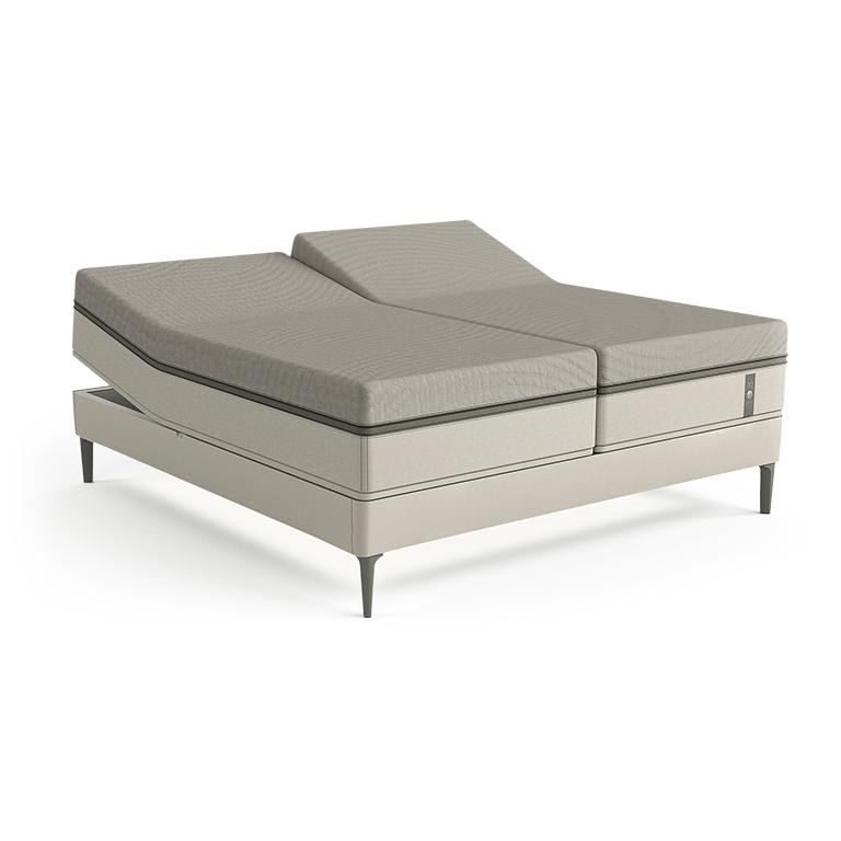 FlexFit 1 360 Queen Smart bed, Under bed lighting, Bed