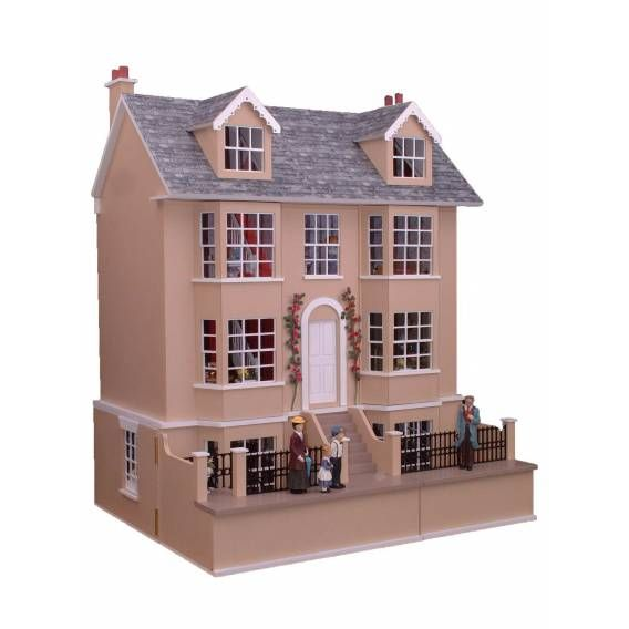 The Groves Miniature Dollhouse Doll House Picture