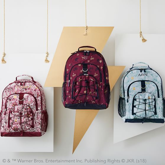 6de967f9ef HARRY POTTER™ Gear-Up Magical Damask Backpack