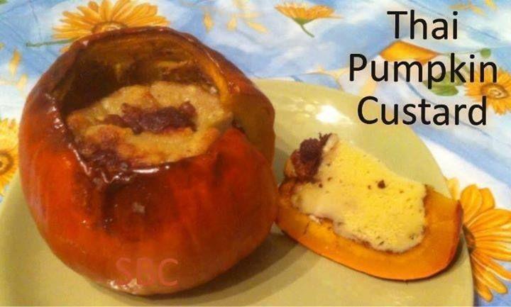 Pumpkin Custard by TJ