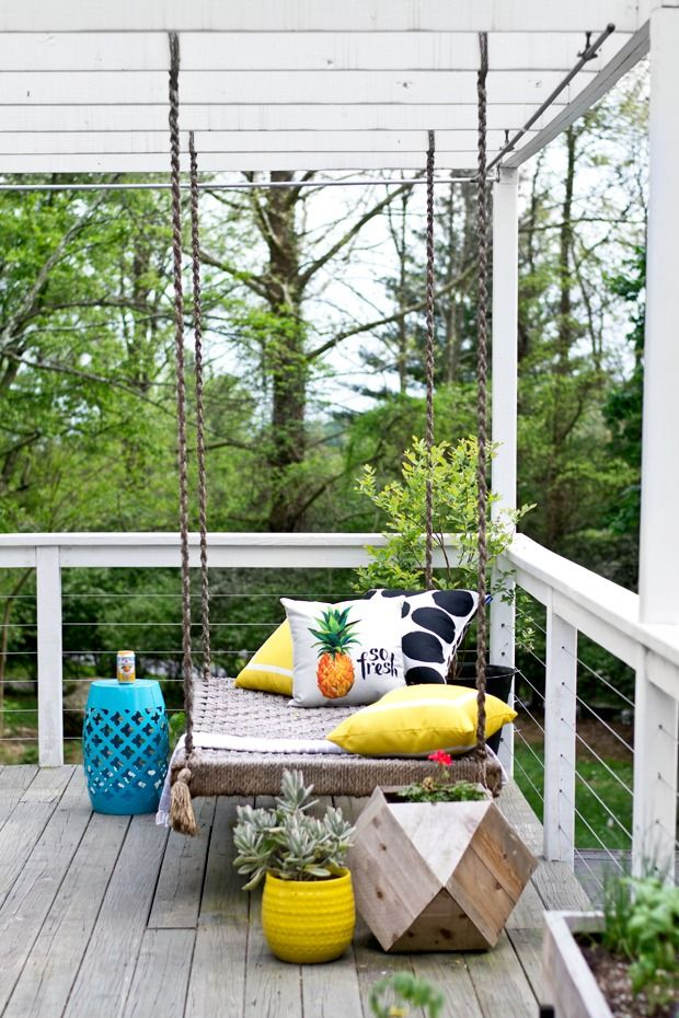 MichaelsMakers sarah m. dorsey designs: Summer Patio Refresh   May ...