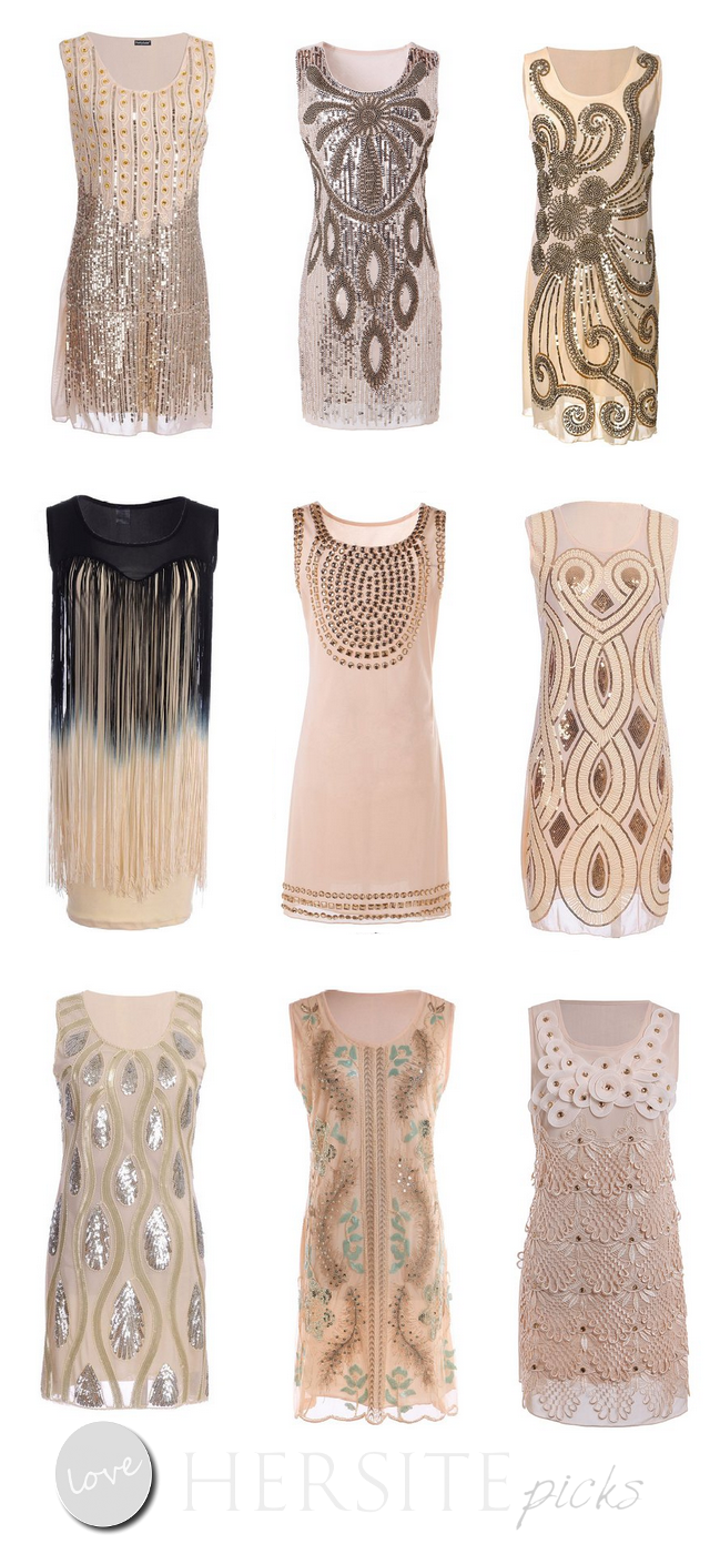 15 gatsby style 1920s flapper dresses you can buy under 30 15 gatsby style 1920s flapper dresses you can buy under 30 dollars see more at solutioingenieria Gallery