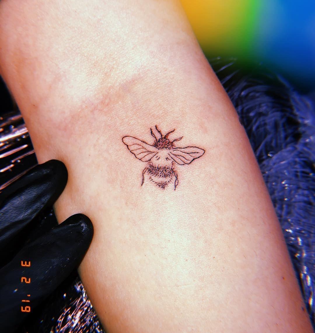 Buzz buzz tiny tattoos for girls tattoos tattoo