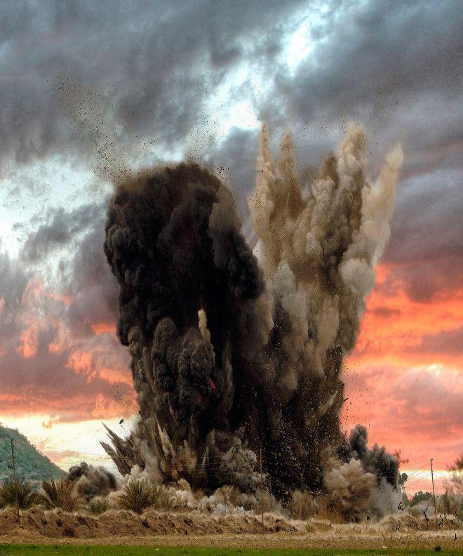 Alder Ego / Explosion / Detonation