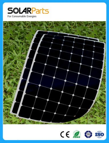 360w 2x 180w Flexible Solar Panel Cell Kits For Rv Boat Home Yacht Car Vehicle Solar Panels For Home Solar Panels Diy Kits