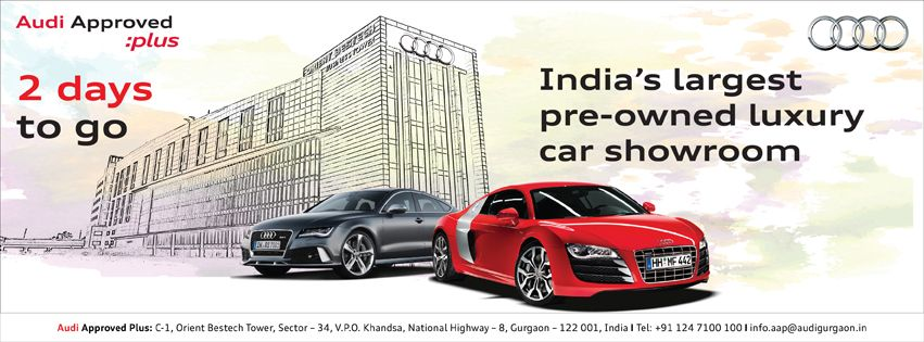 Are You All Excited For India S Largest Pre Owned Luxury Car