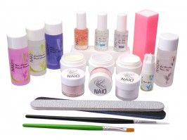 This starter kit includes all the essential products ...