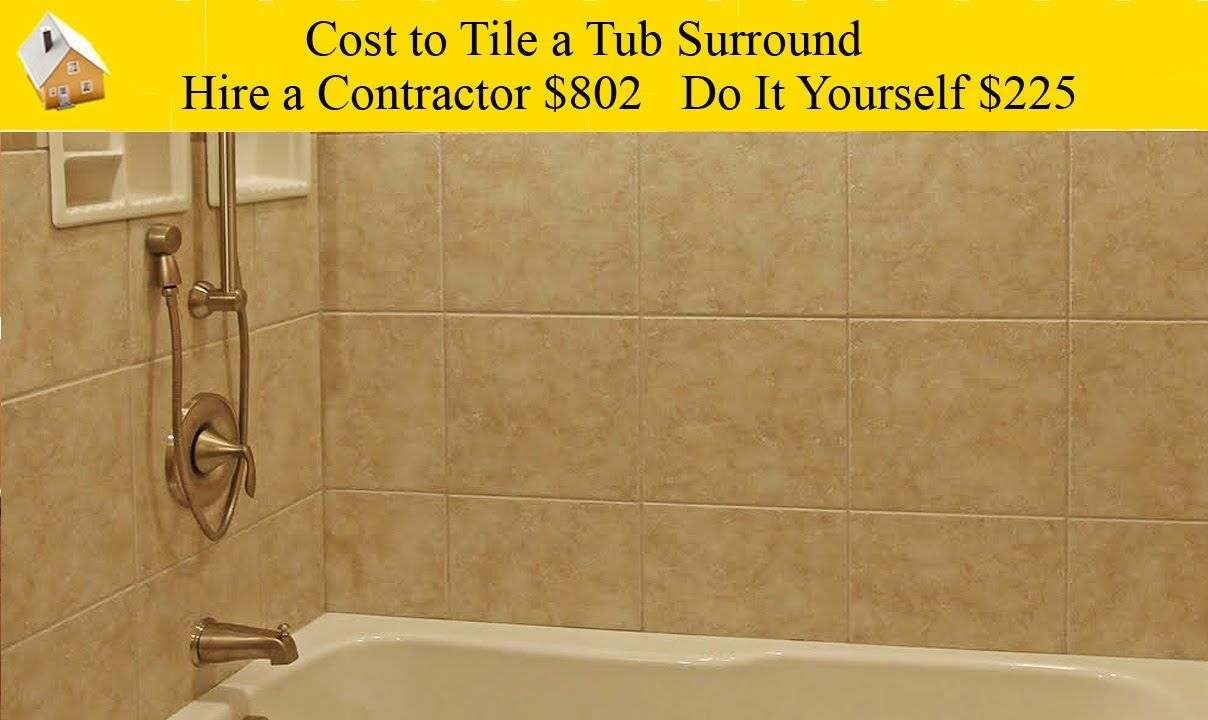 Tile A Tub Surround and Improve An Old Bathroom Projects for The