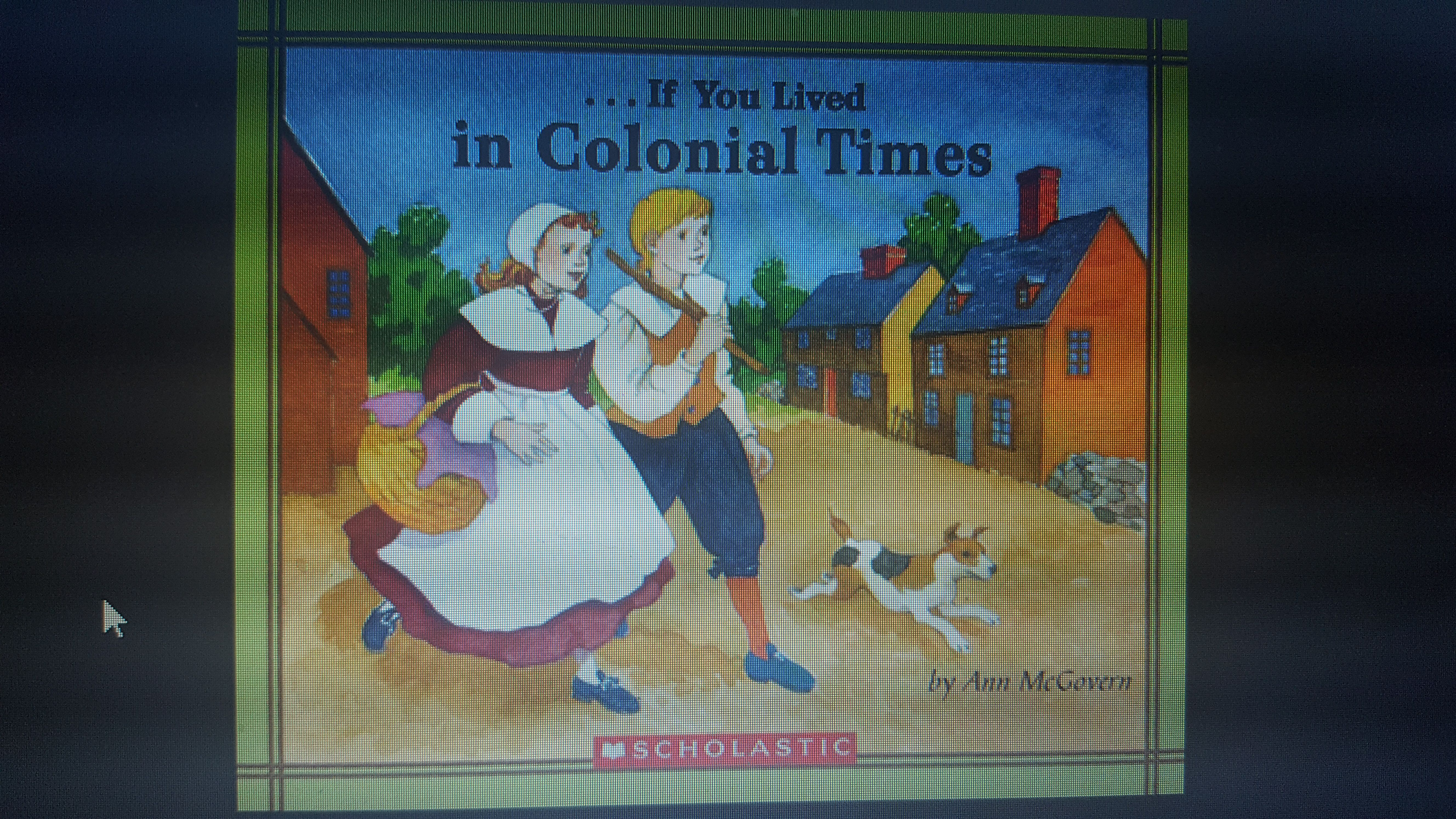 What Was Life Like For A Child In Colonial Times