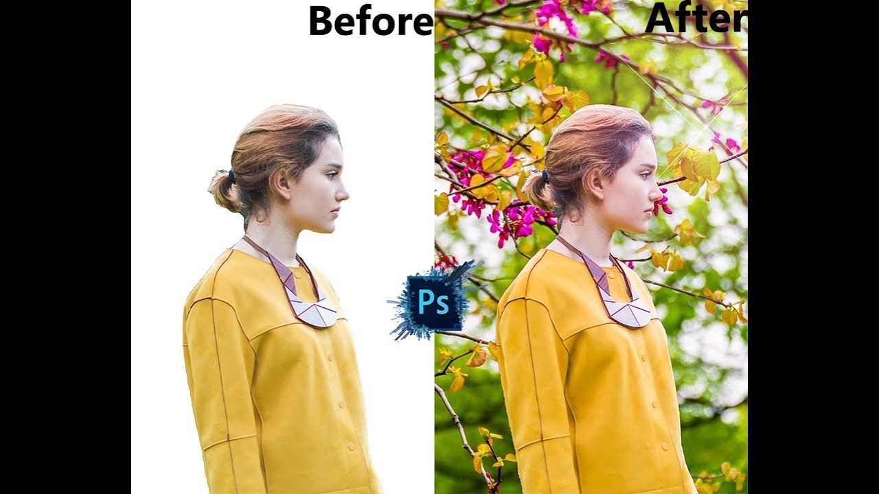 How to change background in cc 2019