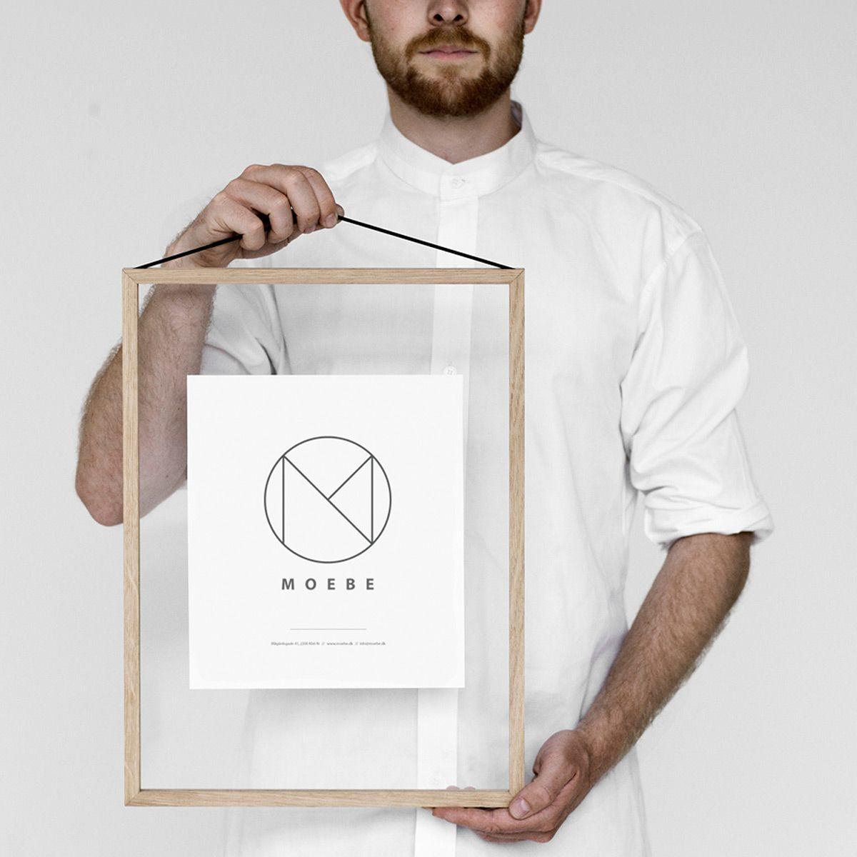 rikiki. grafik & produkt · | Frame Oak A3 | Decor | Pinterest ...