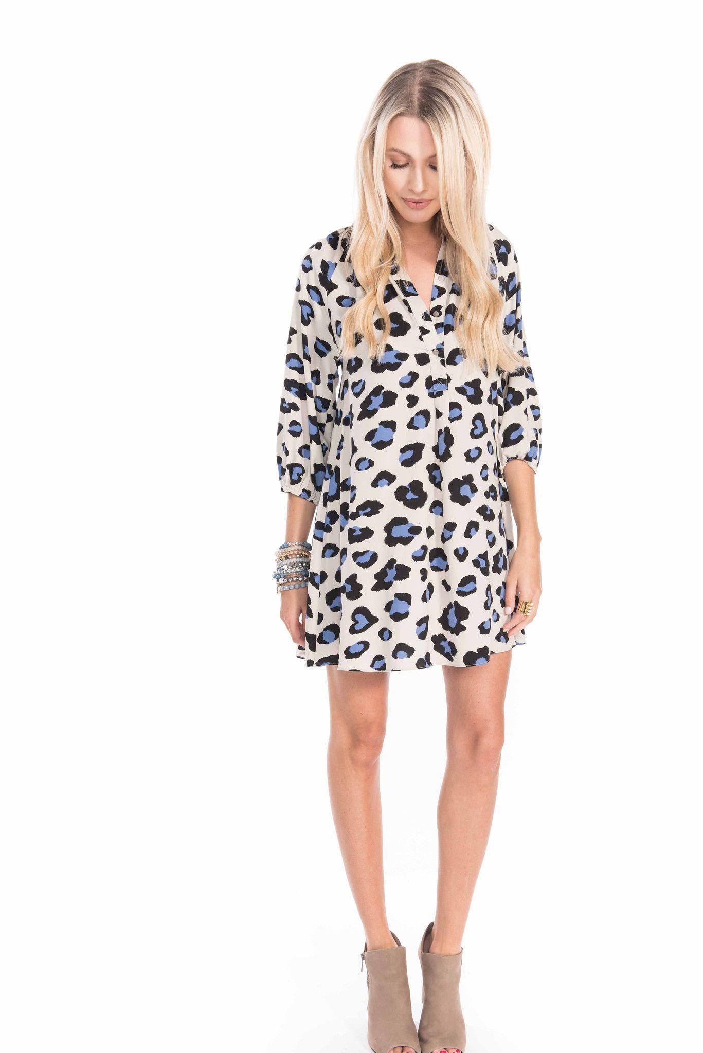 c97e1d5fefb Merida Powder Tunic Dress