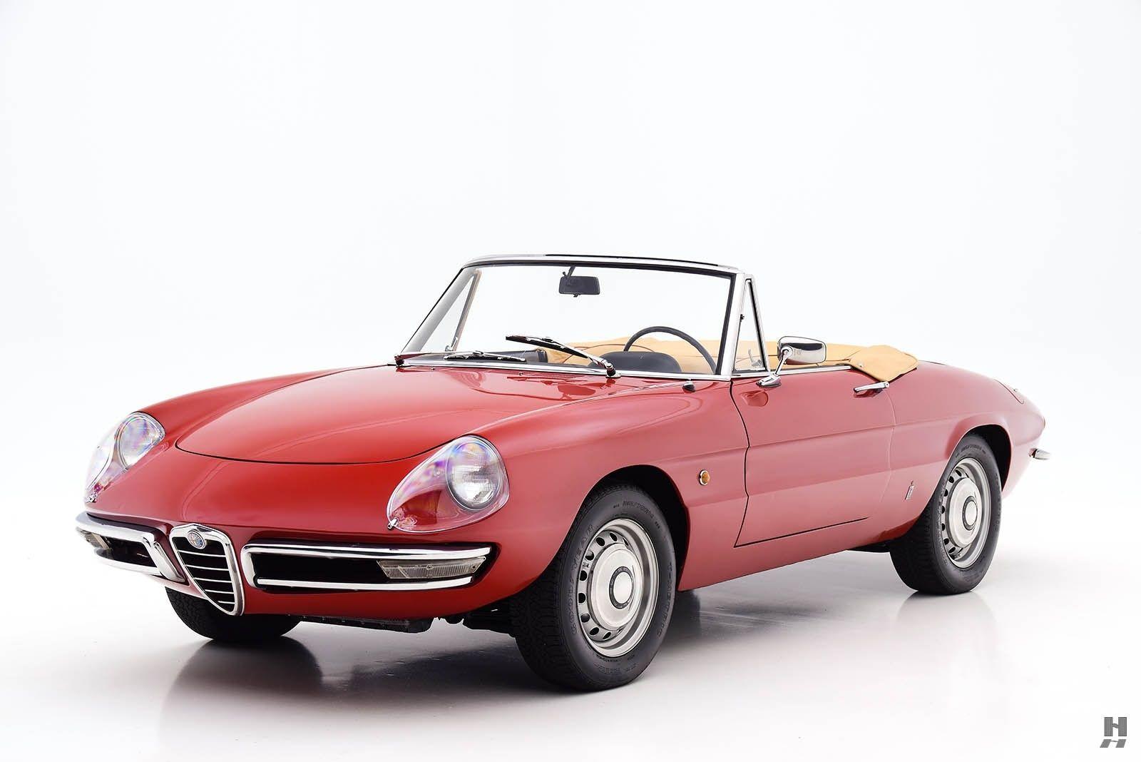 1966 Alfa Romeo 1600 - Duetto | Classic Driver Market