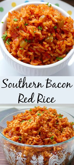 Photo of Southern Bacon Red Rice