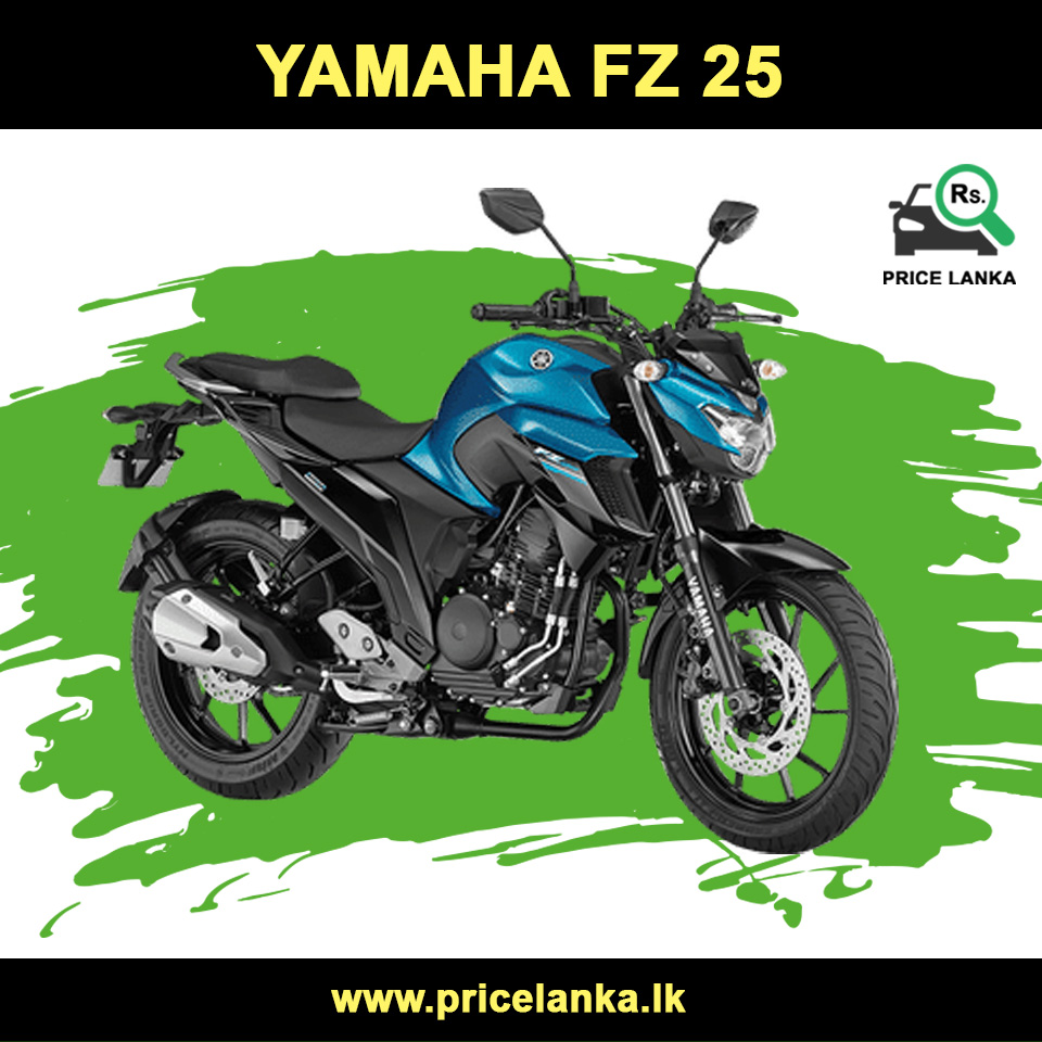 Yamaha Fz 250 Price In Sri Lanka Yamaha Fz Yamaha Fz Bike New