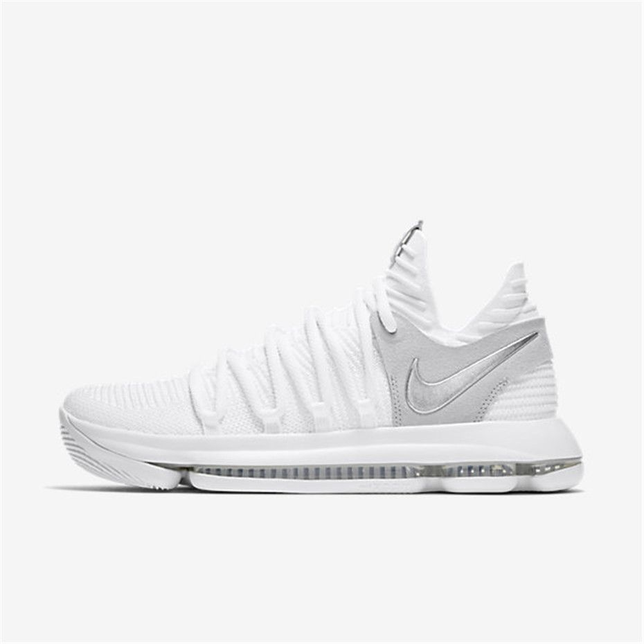 timeless design 3d851 0aa3a Nike Zoom KDX (White / Pure Platinum / Chrome) | New Cheap ...