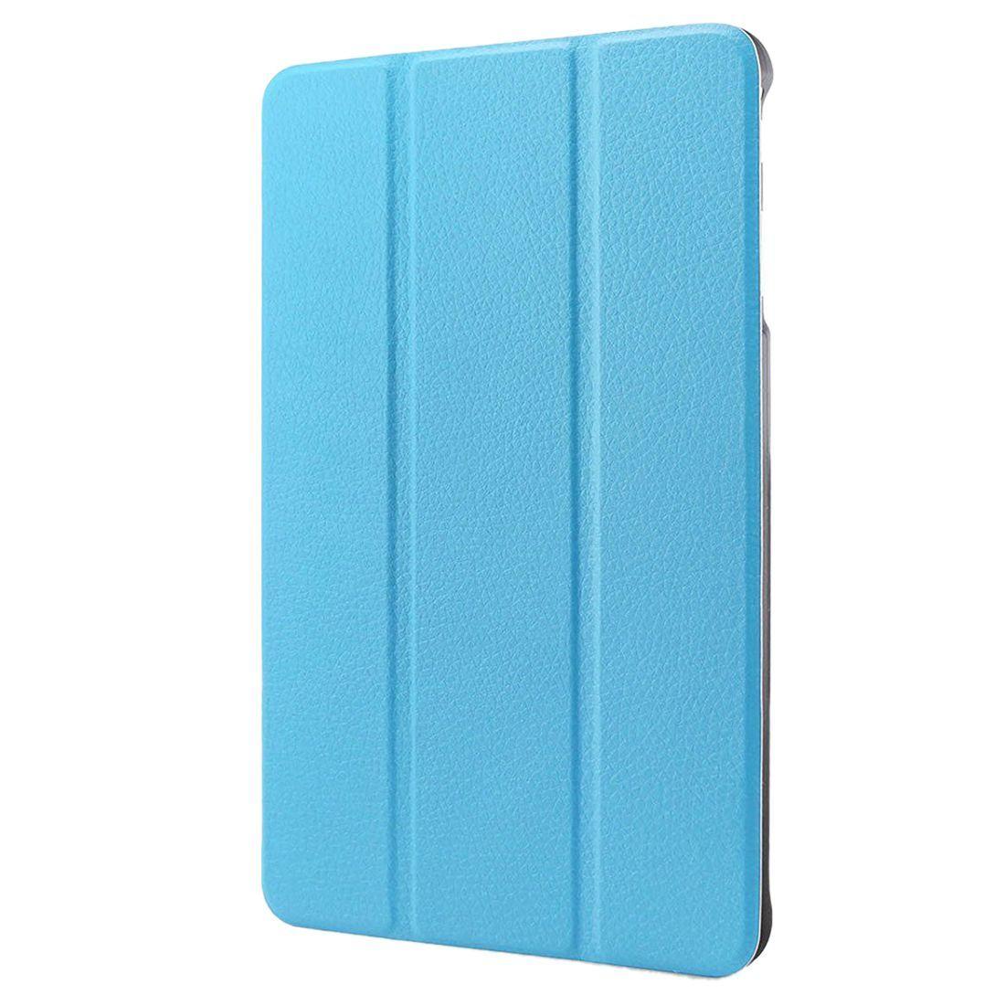 Slim Smart Cover Case for Samsung Galaxy Tab E 9.6-Inch (Blue) #Affiliate