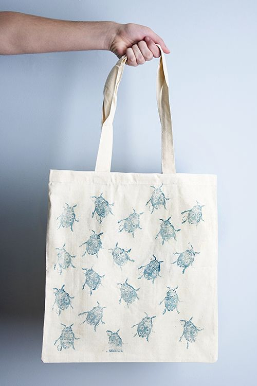 10 Cute Tote Bag Designs to Stamp this Summer | Tote bags