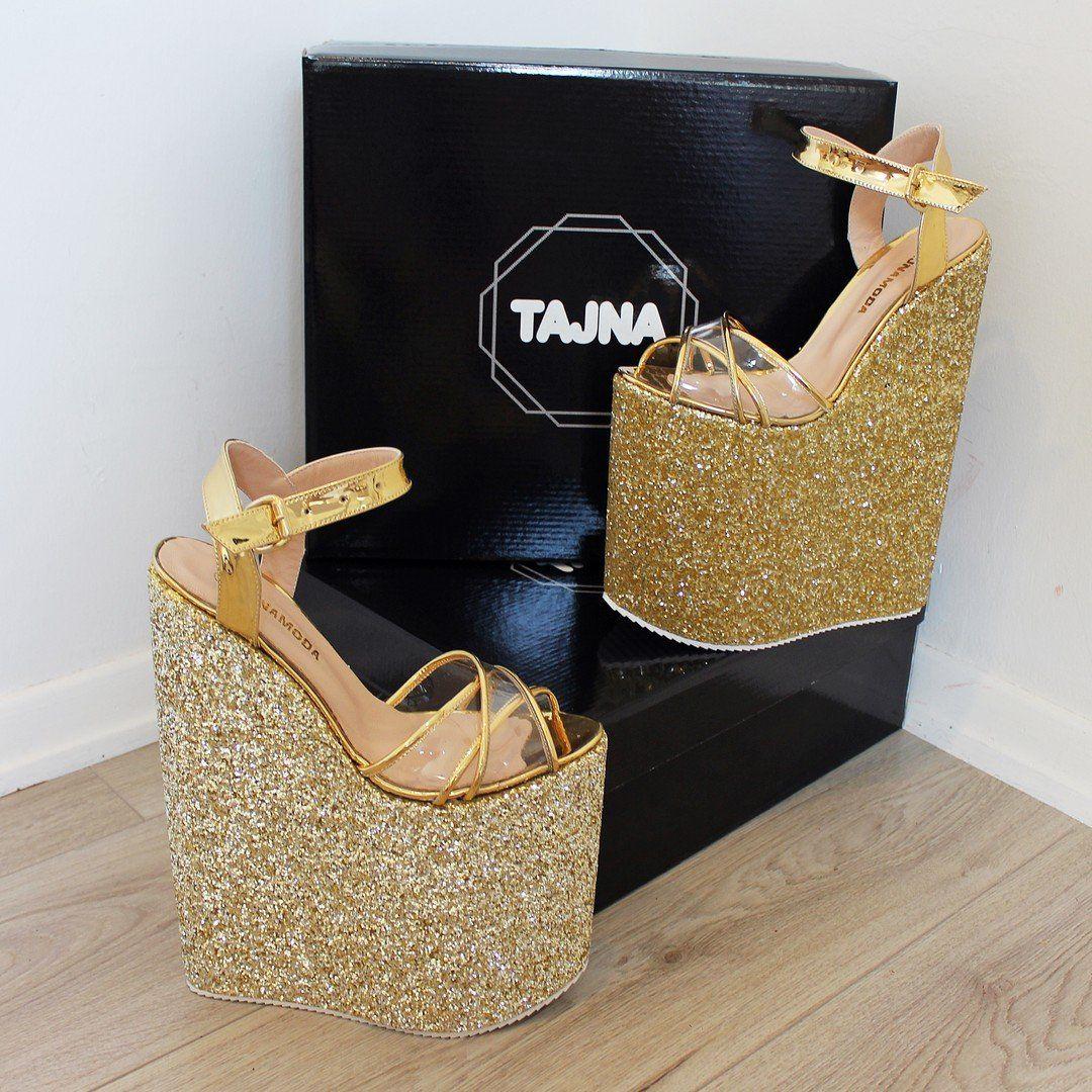 High heels 30 cm
